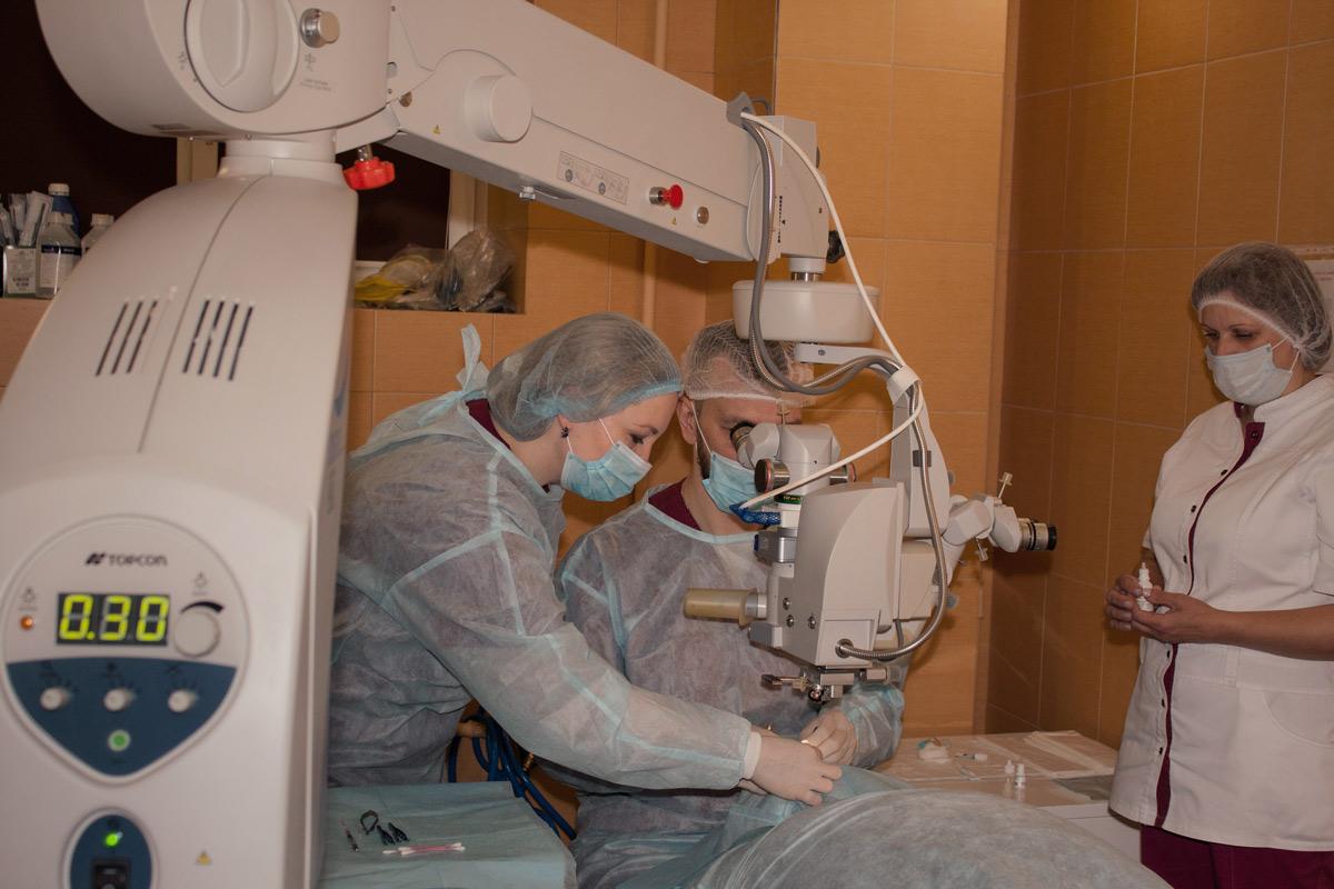 Хірургія катаракти